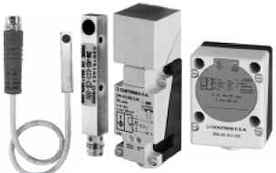 Rectangular Inductive Proximity Sensor Housing