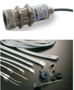 high-temp tolerant photoelectric sensor system